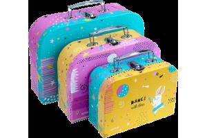 Набор чемоданов Kite