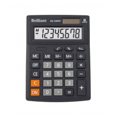 Калькулятор BS-208NR 8р., 2-пит