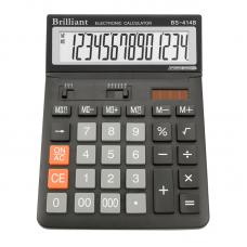 Калькулятор BS-414В 14р., 2-пит