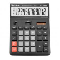 Калькулятор BS-444В 12р., 2-пит