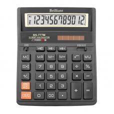 Калькулятор BS-777М 12р., 2-пит