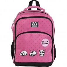 Рюкзак GoPack Education 113-2 Hello panda