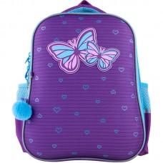 Рюкзак GoPack Education полукаркасный 165-1 Butterflies
