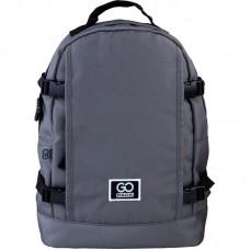 Рюкзак GoPack Сity 148-1 серый