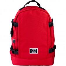 Рюкзак GoPack Сity 148-2 красный
