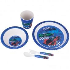Набор посуды из бамбука Kite Racing, K20-313-2, 5 предметов