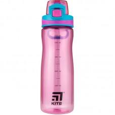 Бутылочка для воды Kite K20-395-01, 650 мл, розовая