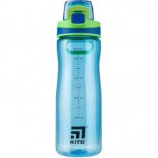 Бутылочка для воды Kite K20-395-02, 650 мл, голубая