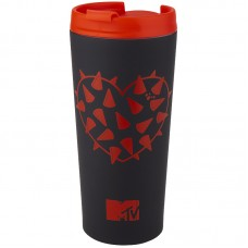 Термокружка Kite MTV MTV20-303-02, 440 мл, черный