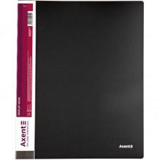 Дисплей-книга 30 файлов, черная