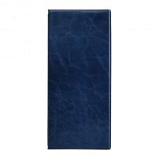 Визитница 2502-01 (80 виз.), Xepter, синяя