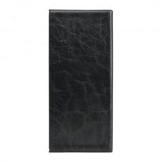 Визитница 2502-01 (80 виз.), Xepter, черная