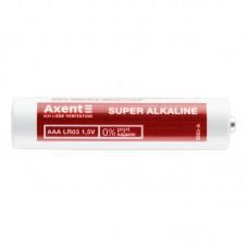 Батарейки AXENT ААА LR03 1.5V, 4 шт. (щелочные)