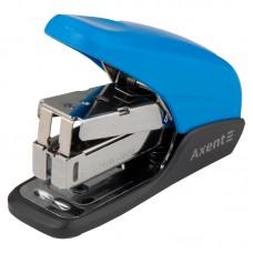 Степлер Shell PS пласт., №24/6, 20 л., голубой