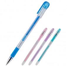 """Ручка гелевая """"пиши-стирай"""" Student, синяя"""