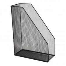 Лоток вертикальный 100x250x320 мм метал, черный