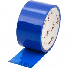 Лента клейкая упаковочная, 48 мм*35 м, 40 мкм синяя