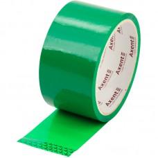 Лента клейкая упаковочная, 48 мм*35 м, 40 мкм зеленая