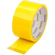 Лента клейкая упаковочная, 48 мм*35 м, 40 мкм желтая
