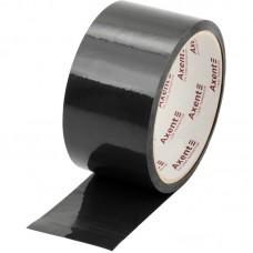 Лента клейкая упаковочная, 48 мм*35 м, 40 мкм черная