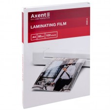 Пленка для ламинирования 80 мкм, A4 (216x303 мм), 100шт.