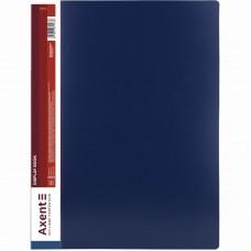 Дисплей-книга 100 файлов, синяя