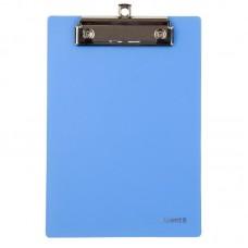 Планшет пластиковый, А5, голубой
