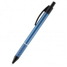 Ручка масляная автом. Prestige корп. син., мет., синяя