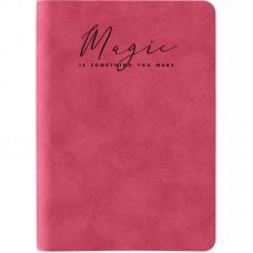 Книга записная Nuba Soft, 115*160, 96 л., кл., красная