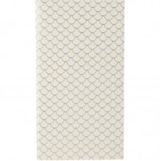 Блокнот мягкая PU обл., 90*160 мм, 48 л., Scale, белый