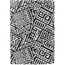 Блокнот двустор. А5, 128 л., точ./нелин., The Runes, белый