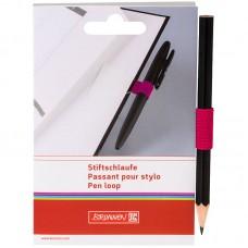 Петля для ручки розовая