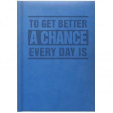 Ежедневник недат. Агенда Torino Trend голубой