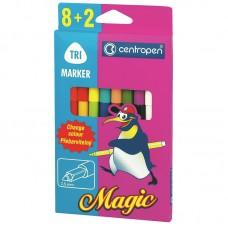 Фломастеры 2549 Magic, набор 10 шт.