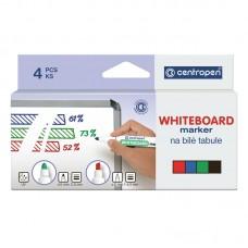 Маркер Board 8559/04, набор 4 шт. (картон. упак.)