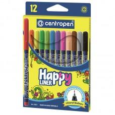 Линеры 2521 HAPPY, 0,3 мм, набор 12 шт.