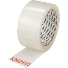 Лента клейкая упаковочная, 48 мм*66 ярд, 40 мкм проз.