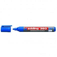 Маркер Board e-360 1,5-3 мм круглый синий