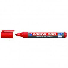 Маркер Board e-360 1,5-3 мм круглый красный