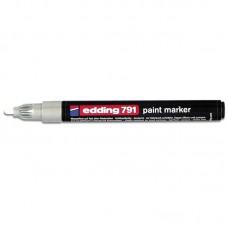 Маркер Paint e-791 1-2 мм круглый белый