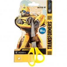 Ножницы Kite Transformers BumbleBee Movie TF19-122, 13 см