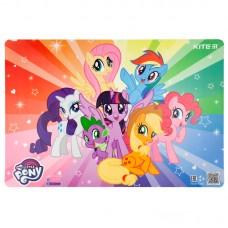Подложка настольная Kite My Little Pony LP19-207