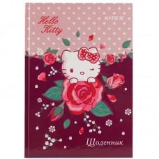 Дневник школьный Kite Hello Kitty HK19-262-1, твердая обложка
