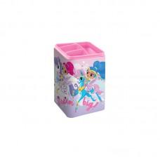 Стакан-подставка квадратный Kite Shimmer&Shine SH20-105