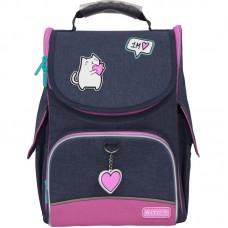 Рюкзак школьный каркасный Kite Education Insta-cat K21-501S-5 (LED)