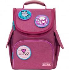 Рюкзак школьный каркасный Kite Education Meow K21-501S-6 (LED)