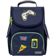 Рюкзак школьный каркасный Kite Education Game over K21-501S-8 (LED)