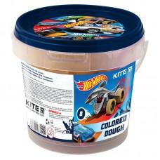Цветнове тесто для лепки Kite Hot Wheels HW21-137, 8*20г+2 формочки+стек