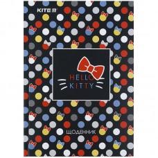 Дневник школьный Kite Hello Kitty HK21-262-1, твердый переплет