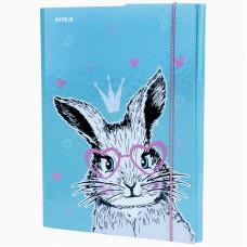 Папка для трудового обучения Kite Cute Bunny K21-213-1, А4